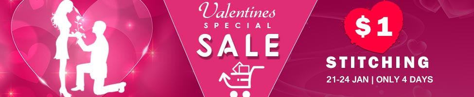 Valentines Special Sale