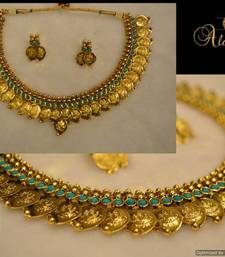 Buy Traditional Necklace Set 2 Necklace online