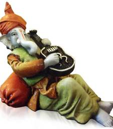 Buy Ganesha playing Guitar ganesh-chaturthi-gift online