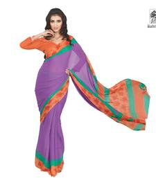 Buy Party Wear Sari Kaju4706 satin-saree online