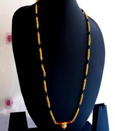 Golden mangalsutra-15 shop online