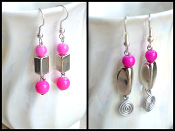 Candy Colourful Earrings