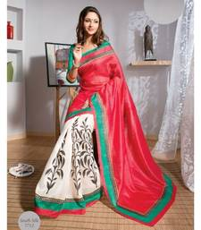 Buy Art Silk Saree art-silk-saree online