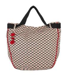 Buy Accrue joli with pompom lace and tassel. potli-bag online