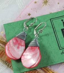 Buy Wire Wrapped Shells danglers-drop online