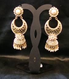 Buy Design no. 6B.2635....Rs. 1675 Earring online