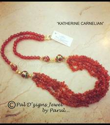 Buy Katherine - Carnelian Necklace online