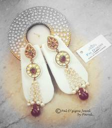 Buy Mirrari Earing danglers-drop online