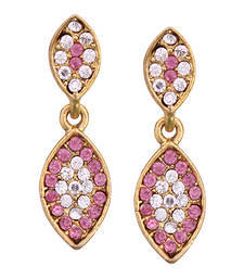 Buy Pink Diamond danglers-drops danglers-drop online