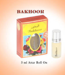 Buy AL NUAIM BAKHOOR 3ML ROLL ON gifts-for-him online