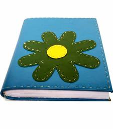 Buy Handmade patch work Leather Diary office-opening-gift online