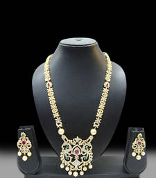 Buy Multicolor american_diamonds necklace-sets necklace-set online
