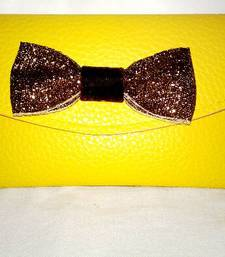 Buy Color Candy Bow Envelope clutch online