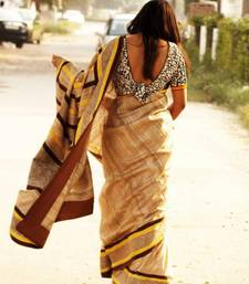 Khadi silk saree shop online