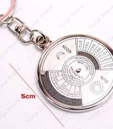 Buy SuperDeals Compass Date Perpetual with Calendar up-to 50 Years Key Chain key-chain online