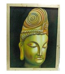 Buy Canvas Painting - Buddha painting online