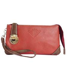 Buy Maroon and wallets wallet online
