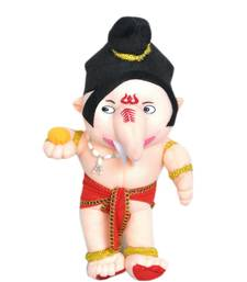 Buy Riya Enterprises Soft Ganesh 38 Cm Size 2 gifts-for-kid online