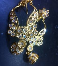 Buy Design no. 1.1660....Rs. 1850 Earring online