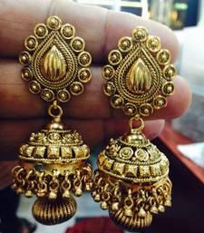 Buy Design no. 1.1628....Rs. 1850 Earring online