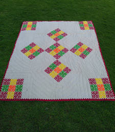 Buy Embroidered Quilt quilt online