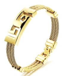 Buy Gold metallic mens accesories birthday-gift online
