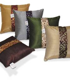 Buy Multicolor abstract polyester home furnishing home-furnishing online
