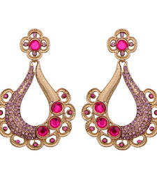 Buy Pearls drop earringns danglers-drop online