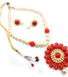 Buy Unique Pacchi Necklace Set necklace-set online