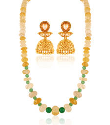 Buy Gorgeous contemporary set necklace-set online