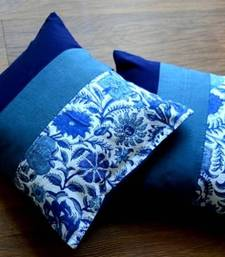 Buy Indigo small cushion covers pillow-cover online