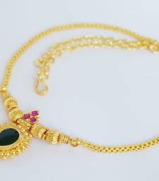 Buy Single mango necklace Necklace online