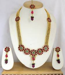 Buy Antique Necklace Sets  necklace-set online