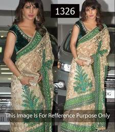 Priyanka Chopra bollywood replica saree   shop online