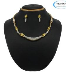 Buy Vendee fashion creative necklace set (7851) Necklace online