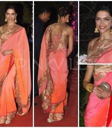 deepika shaded saree shop online