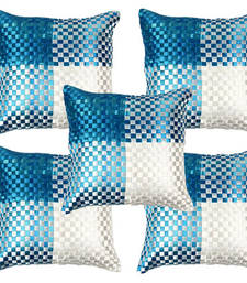 Buy Mat Weave Cushion Cover- set of 5 other-home-furnishing online