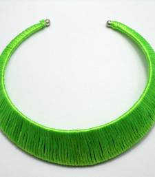 Buy green   choker Necklace online