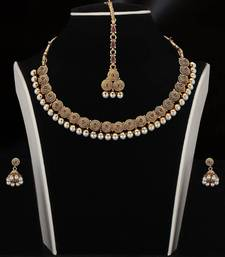 Buy Design no. 10b.1134....Rs. 1950 necklace-set online