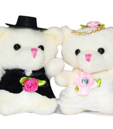 Buy Cute couple teddy bear valentine gift set gifts-for-girlfriend online
