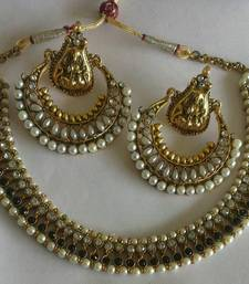Buy Designer Ram Leela Necklace set necklace-set online