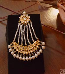 Buy Gorgeous Kundan Passa pakistani-jewellery online