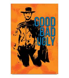 Good Bad Ugly Poster shop online