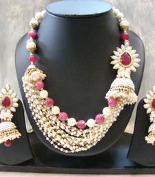 Buy Design no. 38.920....Rs. 3850 necklace-set online