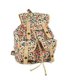 Buy Multi Floral Backpack backpack online