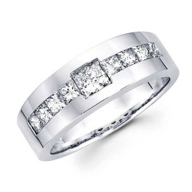 Buy Cara sterling silver and certified Swarovski stone Silver and