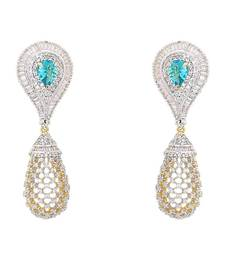 Buy CZ Earrings danglers-drop online