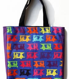 Buy Multicolor Taxi's Tote Bag tote-bag online