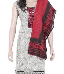 Buy Ethnic Designer Embroidered Cotton Salwar Kameez Dress Size XL 902237 salwars-and-churidar online