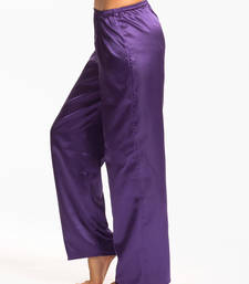 "Buy PrettySecrets Radiant Purple ""Cozy-Fit"" Pajamas nightwear online"